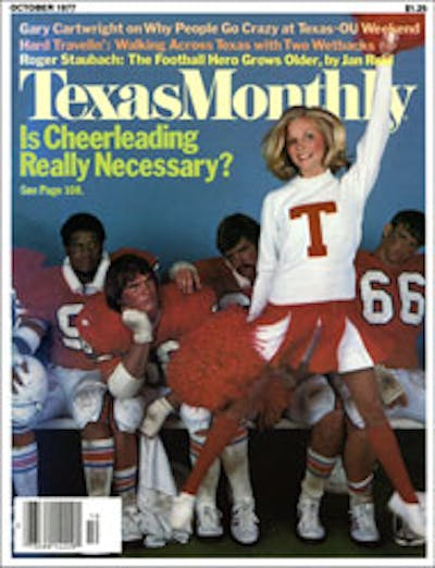 October 1977 Issue Cover