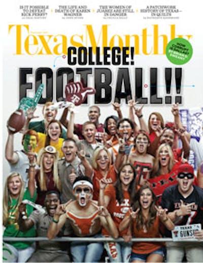 September 2011 Issue Cover