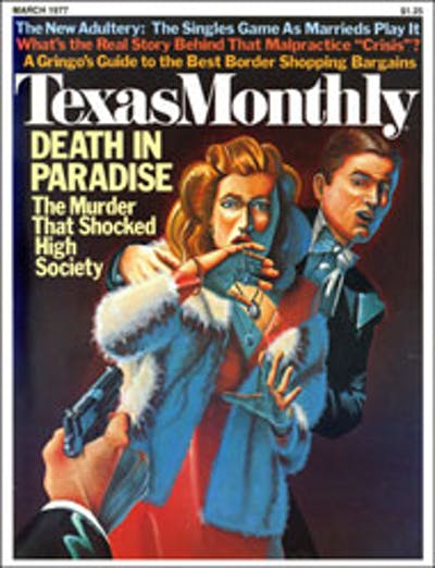 March 1977 Issue Cover