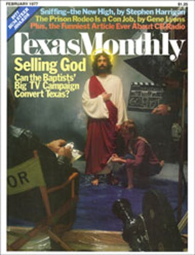 February 1977 Issue Cover