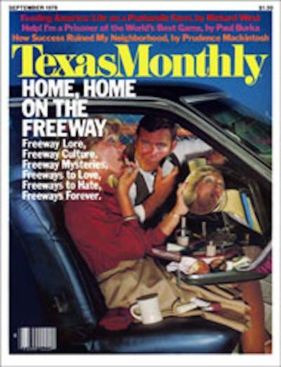 September 1978 Issue Cover