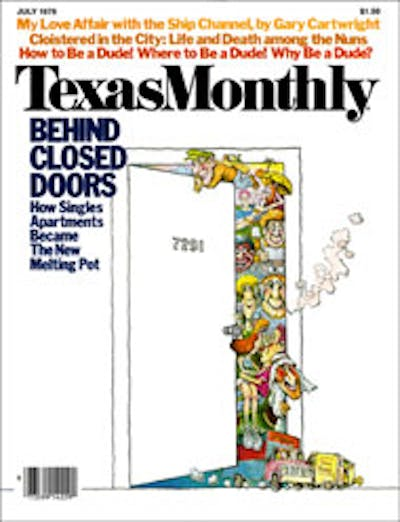 July 1978 Issue Cover