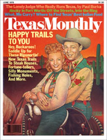 June 1978 issue cover