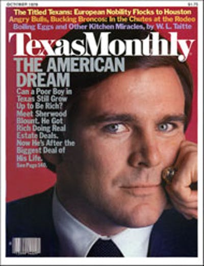 October 1979 Issue Cover