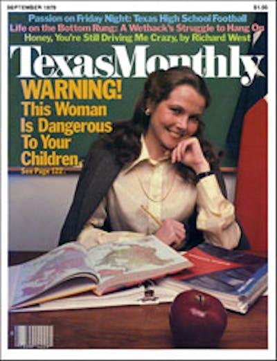 September 1979 Issue Cover