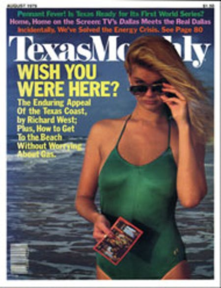 August 1979 issue cover