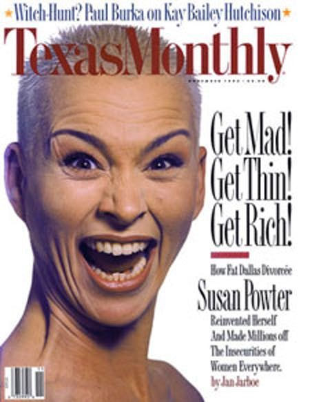 November 1993 issue cover