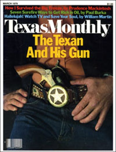March 1979 Issue Cover
