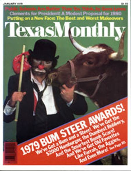 January 1979 issue cover