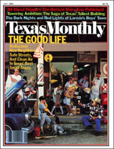 May 1980 Issue Cover