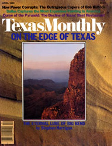 April 1980 issue cover