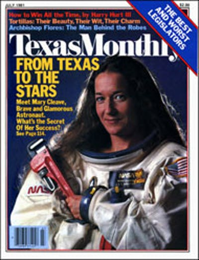 July 1981 Issue Cover