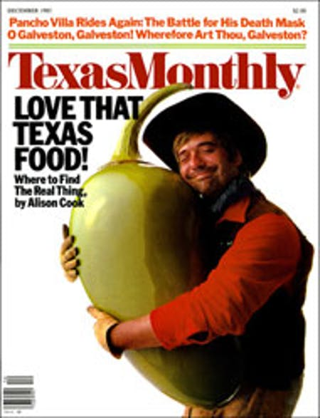 December 1983 issue cover