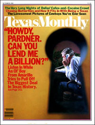 October 1982 Issue Cover