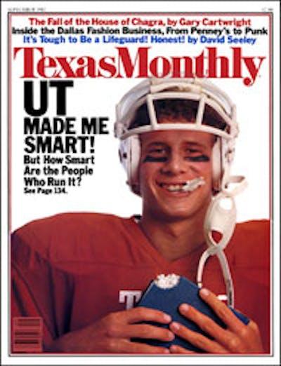 September 1982 Issue Cover