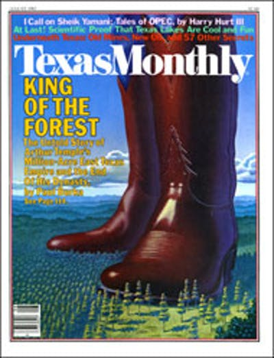 August 1982 Issue Cover