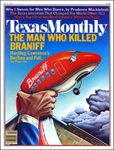 July 1982 Issue Cover