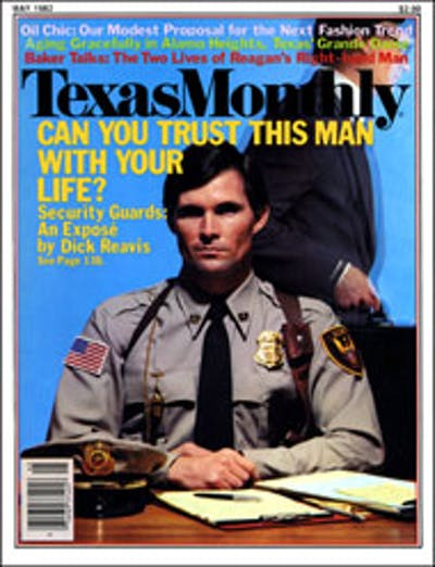 May 1982 Issue Cover