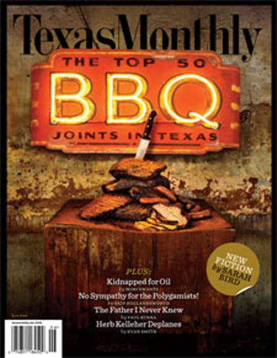 June 2008 Issue Cover