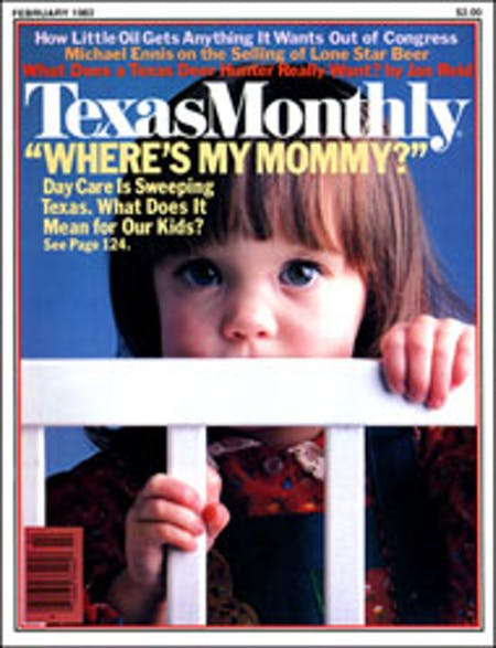 February 1982 issue cover