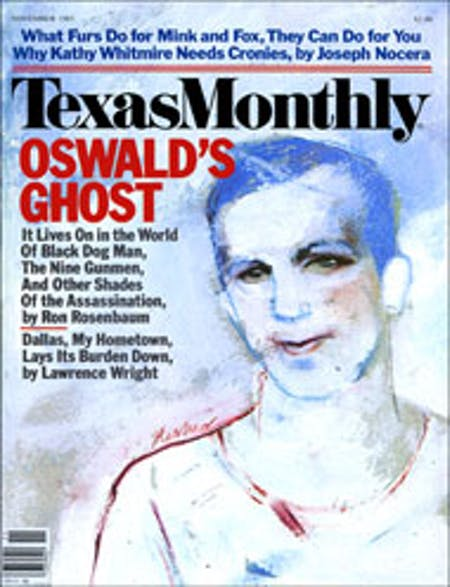 November 1983 issue cover