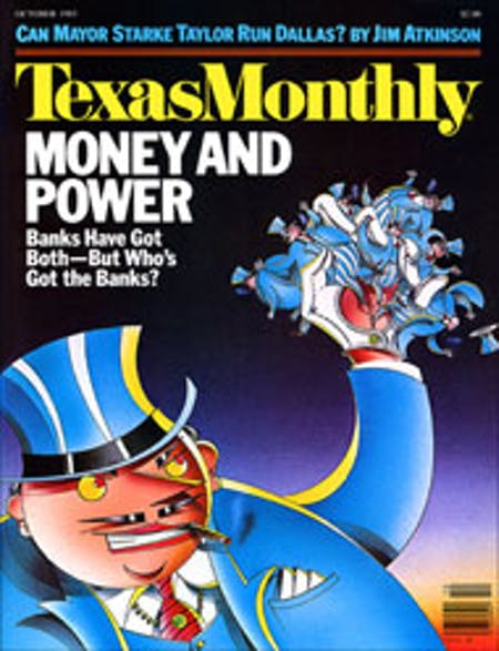 October 1983 issue cover
