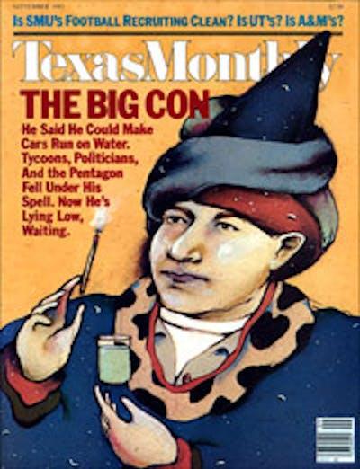September 1983 Issue Cover