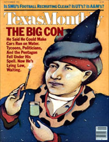 September 1983 issue cover