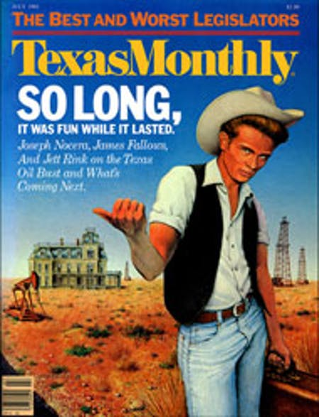 July 1983 issue cover
