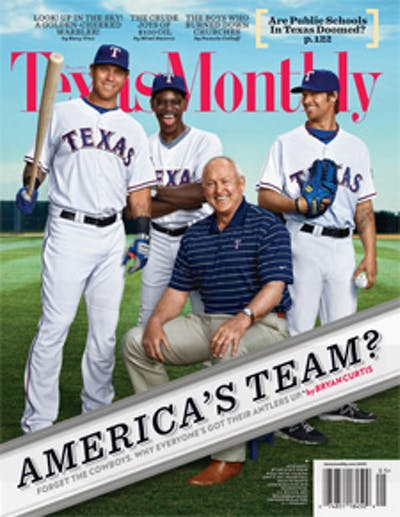 May 2011 Issue Cover