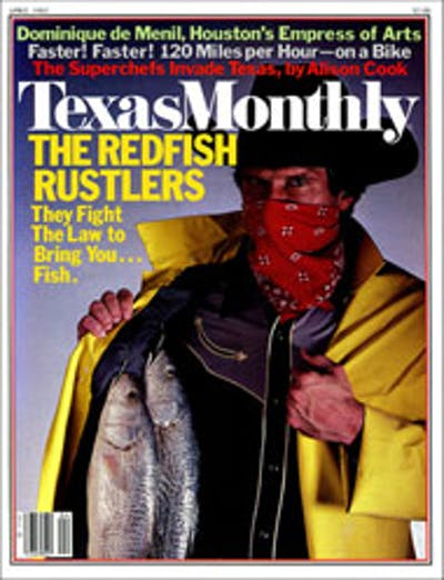 April 1983 Issue Cover