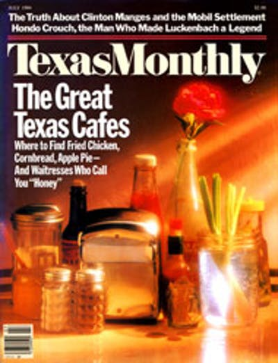 July 1984 Issue Cover