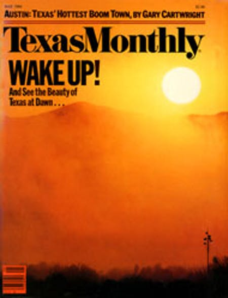 May 1984 issue cover