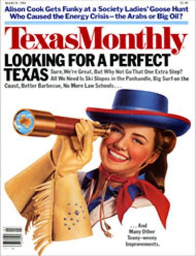 March 1984 Issue Cover