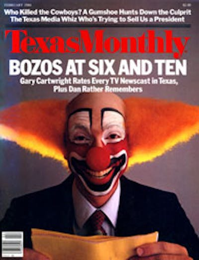 February 1984 Issue Cover