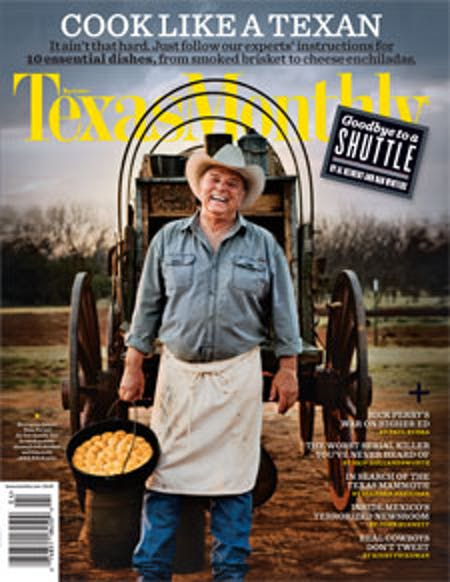 April 2011 issue cover