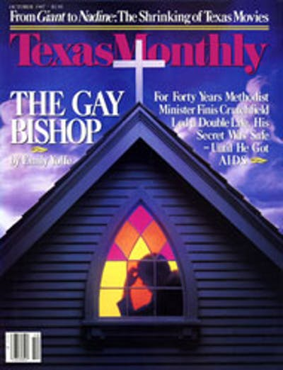 October 1987 Issue Cover