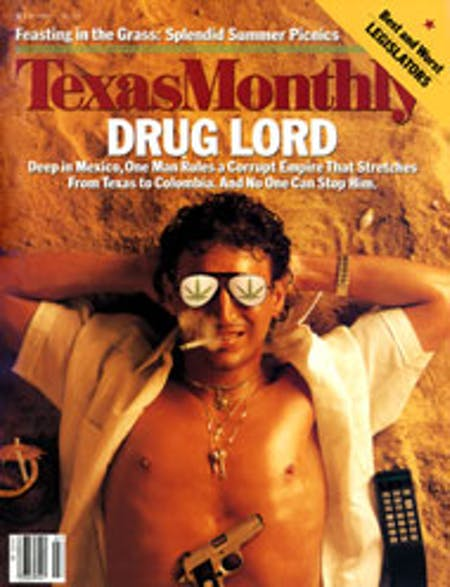 July 1987 issue cover