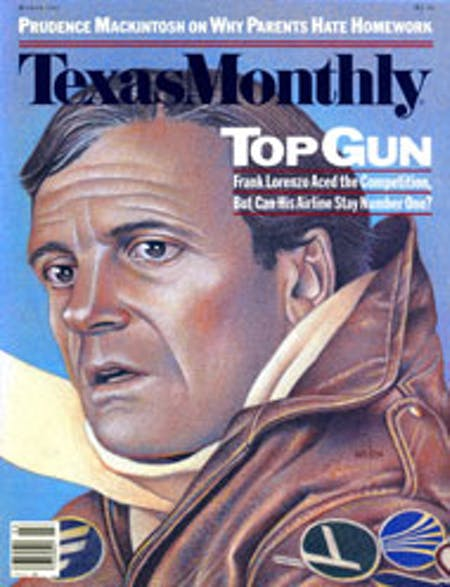 March 1987 issue cover