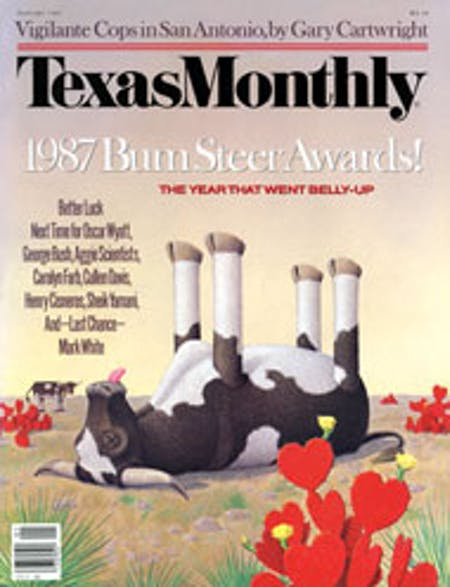 January 1987 issue cover