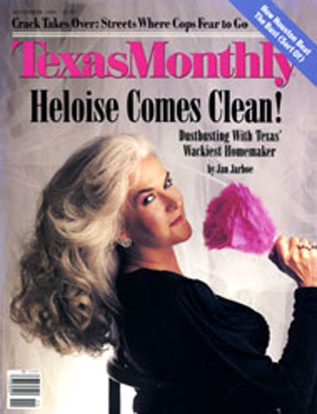 November 1988 issue cover