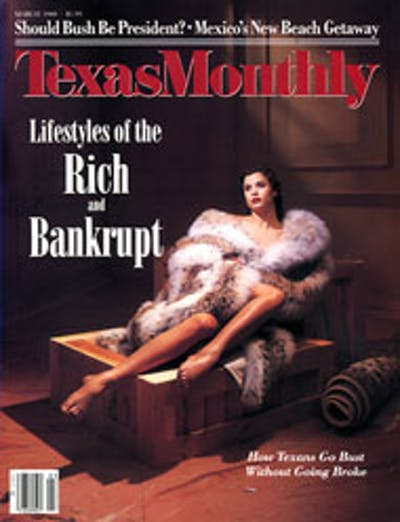 March 1988 Issue Cover