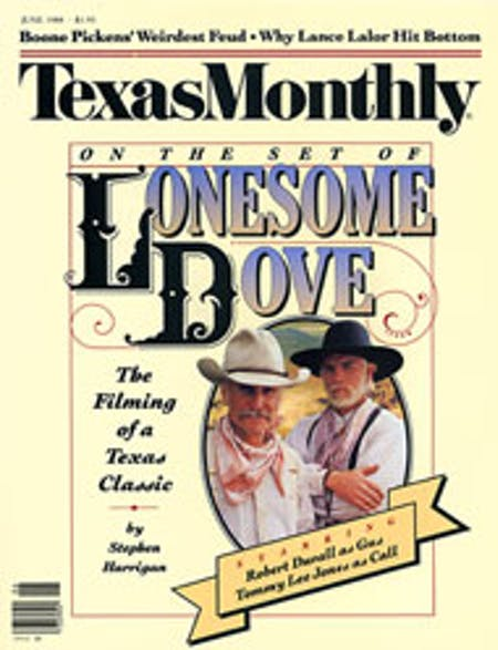 June 1988 issue cover