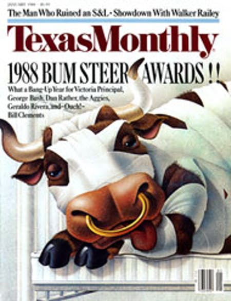 January 1988 issue cover