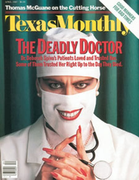 April 1987 issue cover