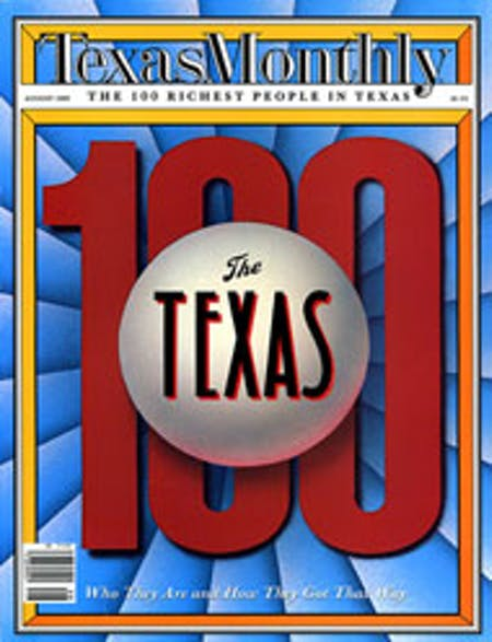 August 1989 issue cover