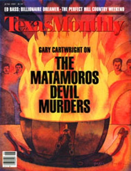 June 1989 issue cover