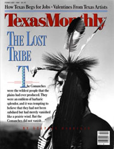 February 1989 issue cover