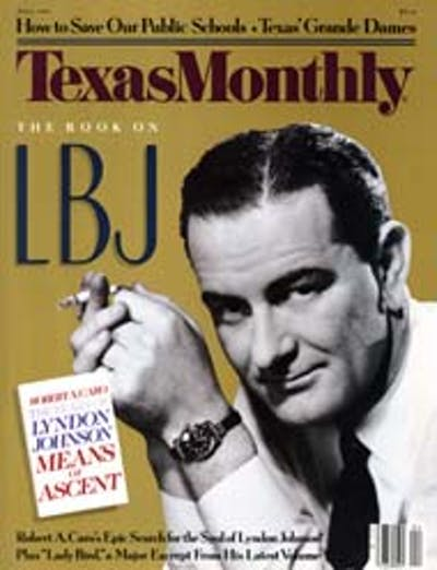 April 1990 Issue Cover