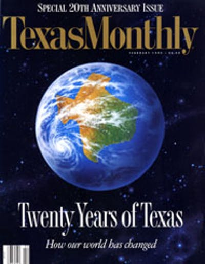 February 1993 Issue Cover